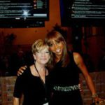 Big supporter of The Messages Project, Holly Robinson-Peete, at the CNN Heroes Award Show with Carolyn.