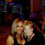 Carolyn and good friend Maria DaSilva. Both CNN Top Heroes for 2008.