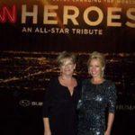 Carolyn and Amanda Whitis of MoiRaniMedia at the CNN 2010 Awards Show.