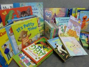 Book Drive for Children of Incarcerated Parents