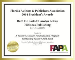 FAPA Certificate