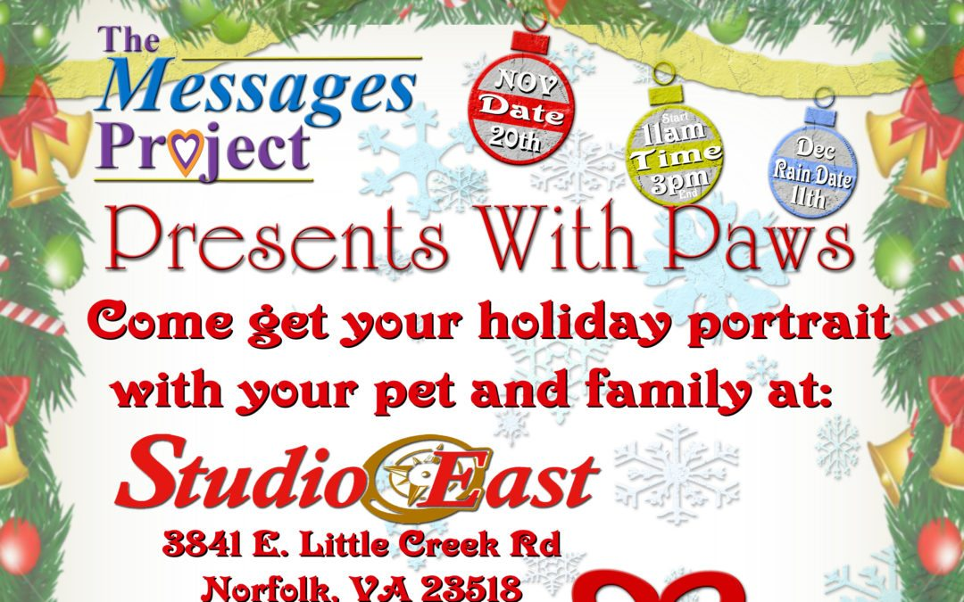 Presents with Paws Fundraiser