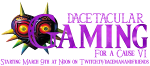 2019 Dacetacular Gaming for a Cause